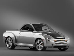 2004 Chevrolet SSR Diamondback by ASC